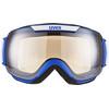 UVEX Downhill 2000 - Gafas de esquí - Plateado